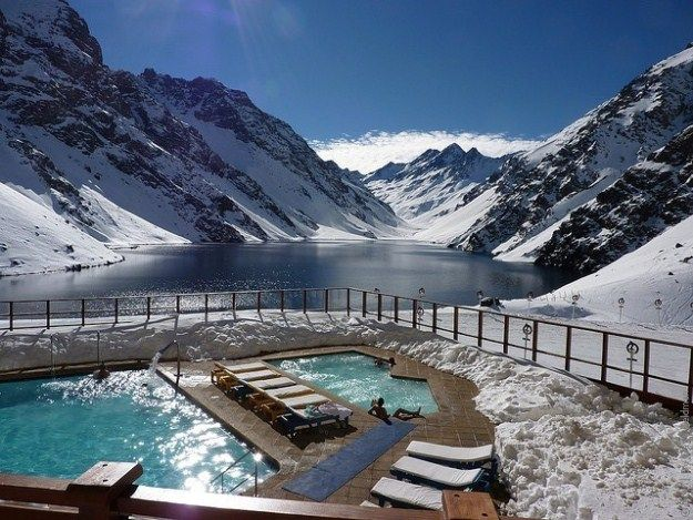 30 best winter pools images on pinterest | beautiful places