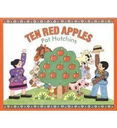 Ten Red Apples by Pat Hutchins   Scholastic.com