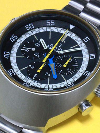 Omega Flightmaster C1970'S  Ref.145.036 Cal.911