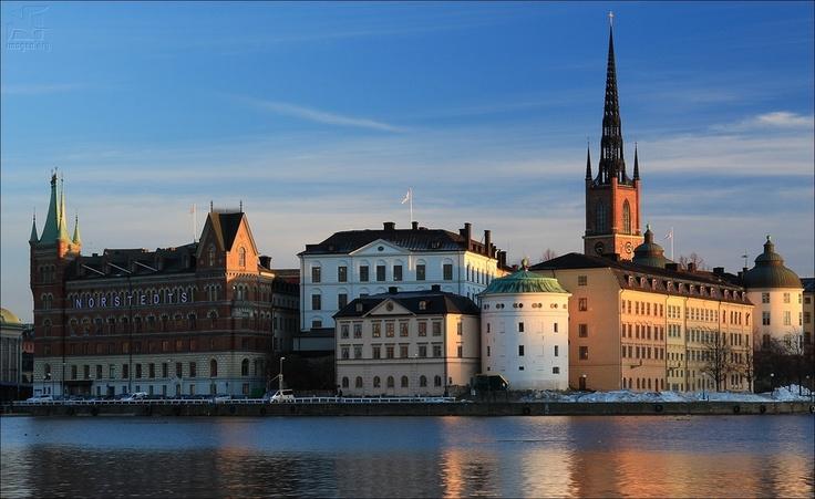 Riddarholmen - Stockolm - Sweden