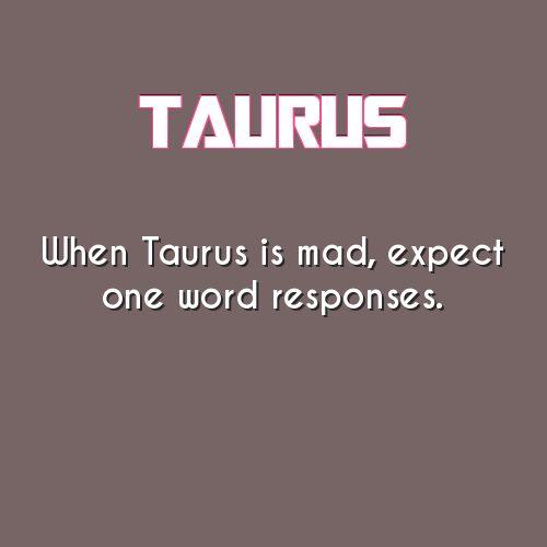 taurus daily astrology fact