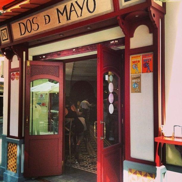 Bodega Dos de Mayo, Seville, Spain — by Fen. Local's favorite bodega.