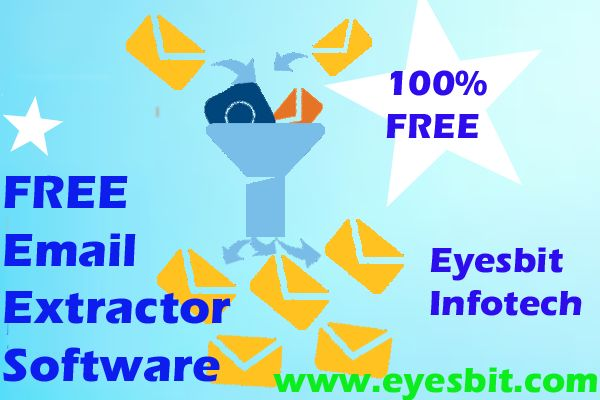 Eyesbit Infotech is a professional email marketing industry and start email extractor software significantly reducing the amount of spam you receive right now. More info Call Now : 9555308957. http://eyesbit.com/email-extractor-software