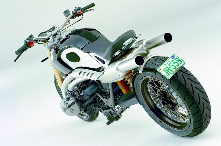 BMW make some of the best motorcycles on the planet, from the rampaging precision of the BMW S 1000 RR to the circumnativating R 1200 GS. This bike, the...