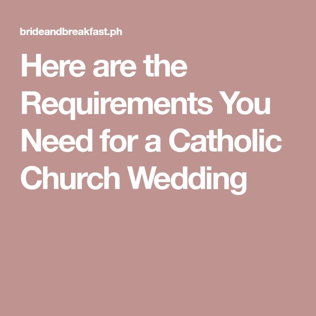 The 25+ best Church wedding catholic ideas on Pinterest Catholic - church program