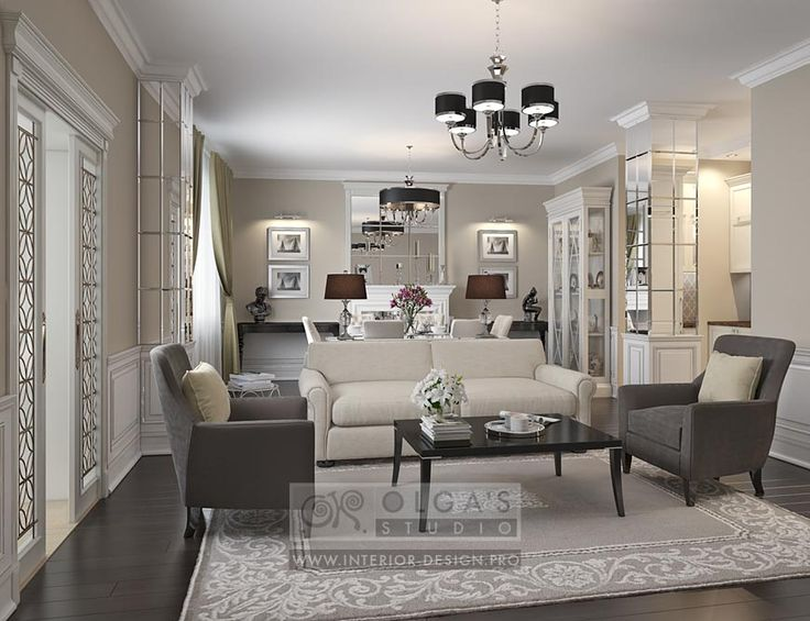 Art Deco Inspired Living Room Art Room Decorating Ideas. Living ...
