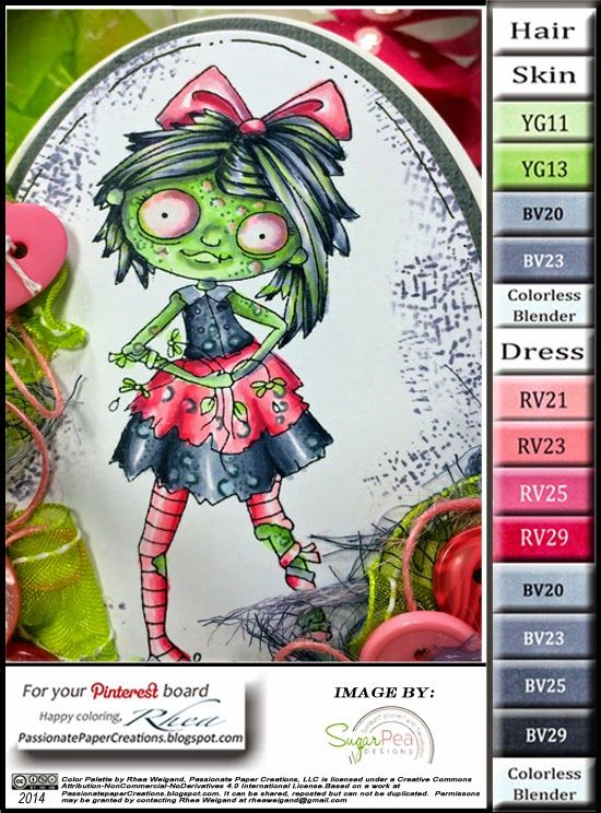 Passionate Paper Creations: Undying Love - New Release for Sugar Pea Designs