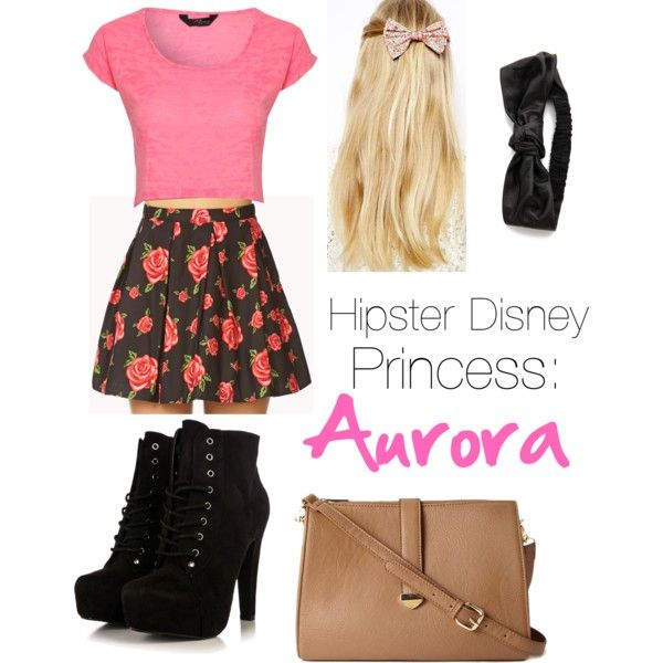 Hipster Disney princess: Aurora