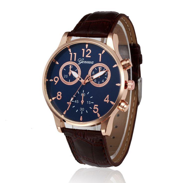 $0.64 (Buy here: https://alitems.com/g/1e8d114494ebda23ff8b16525dc3e8/?i=5&ulp=https%3A%2F%2Fwww.aliexpress.com%2Fitem%2FRetro-Design-Mens-Watches-Clock-Faux-Leather-Band-Analog-Alloy-Dial-Quartz-Wrist-Watch-Business-Watch%2F32783295189.html ) Retro Design Mens Watches Clock Faux Leather Band Analog Alloy Dial Quartz Wrist Watch Business Watch relogio masculino  for just $0.64
