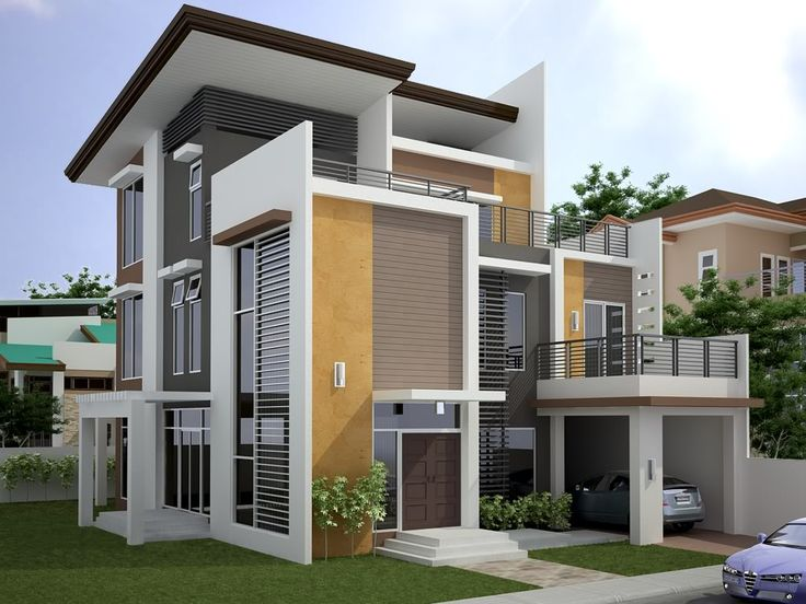 Manfaat Serta Kelebihan Desain Rumah Minimalis & 96 best IDea Rumah Idaman images on Pinterest   Contemporary unit ...