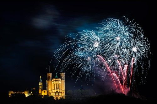Comment photographier un feu d'artifice