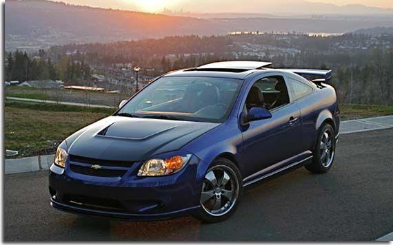XTR Reverse Cowl Hood for Chevy Cobalt - PFYC.com