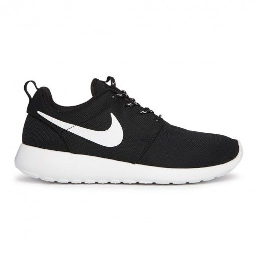 Nike Rosherun 511882-010 Sneakers — Womens Shoes at CrookedTongues.com