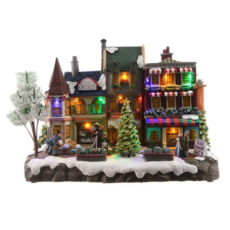 Village de Noël lumineux Dorfill : choisissez parmi tous nos produits Village de Noël lumineux