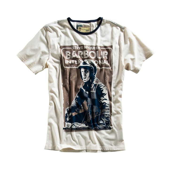Barbour T-Shirt Longley