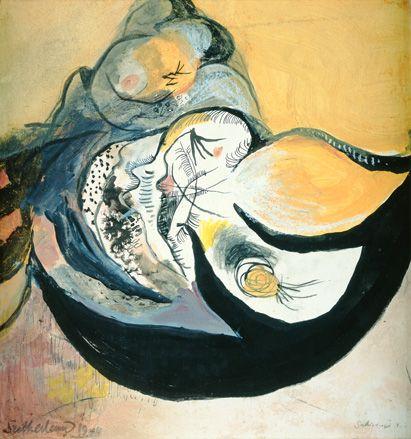 Graham Sutherland show at Modern Art Oxford, UK | Art | Wallpaper* Magazine