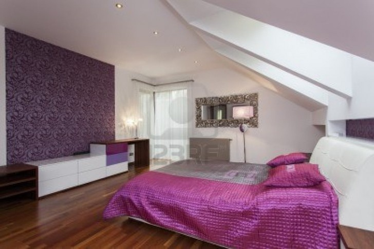 purple bedroom feature wall purple bedroom feature wall purple feature wall bedroom 16844