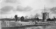U-boat Campaign (World War I) - Wikipedia, the free encyclopedia