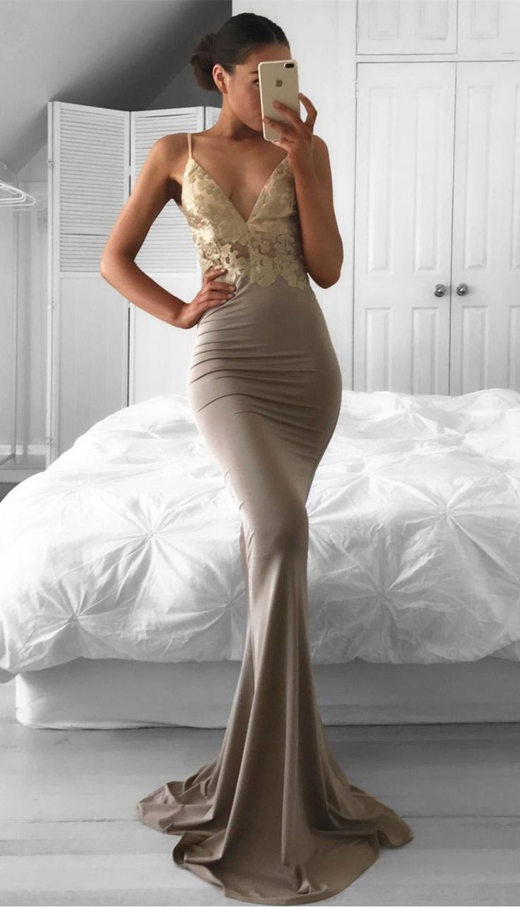sexy prom dresses,v neck prom dresses,lace prom dresses,mermaid prom dresses,2017 prom dresses @simpledress2480