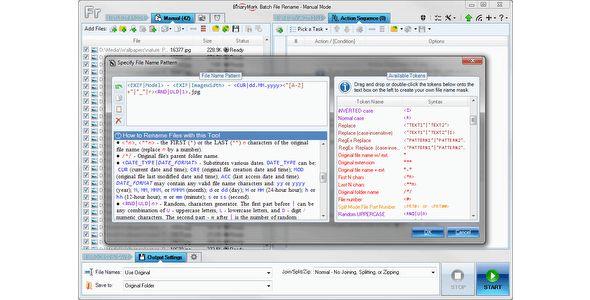 Batch File Renamer - http://codeholder.net/item/apps/batch-file-renamer