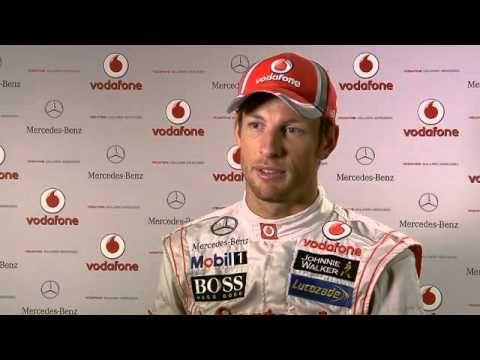 Jenson Button Official Site