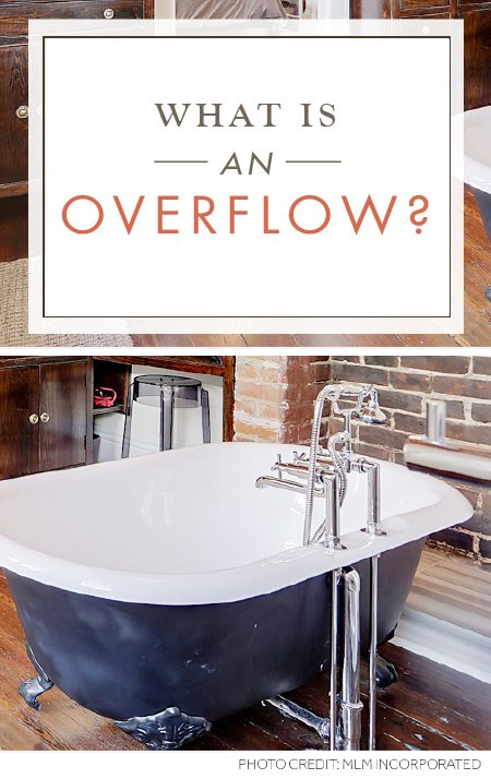 Learn That And The Differences In Its Functionality For Sinks And Bathtubs.