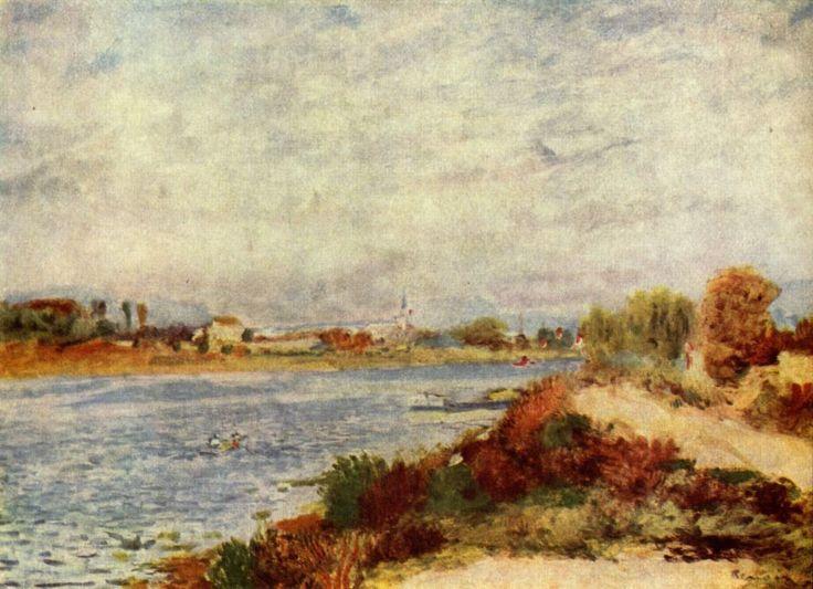 Landschaftsmalerei impressionismus  Die besten 25+ Argenteuil Ideen auf Pinterest | Einmachglasmalerei ...