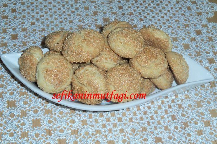 Tahinli Kurabiye  #lezzet #tarif #tahin #tahinlikurabiye #kurabiye #cokies #love #recipes #yummy http://sefikaninmutfagi.com/tahinli-kurabiye/