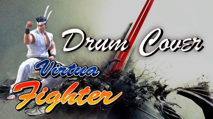 バーチャファイター - Virtua Fighter - Drum Cover