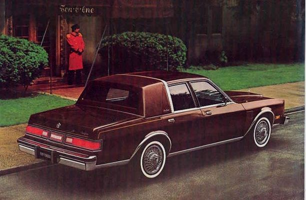 1986 chrysler new yorker fifth avenue l productioncars