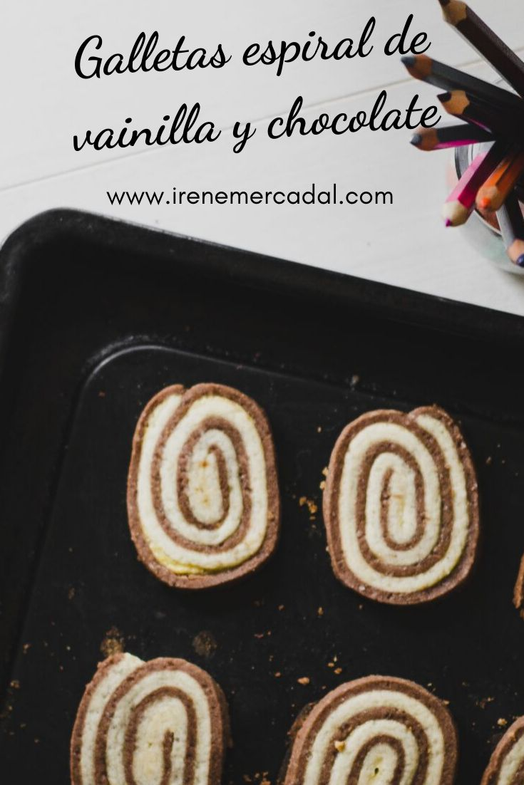 Estas galletas espiral son deliciosas y mucho más fáciles de hacer de lo que piensas ¿Quieres ver la receta? #galletasespiral #recetagalletas #galletascaseras Chocolate, Deli, Pancakes, Irene, Breakfast, Food, Gourmet, Sweet Cookies, Homemade Recipe