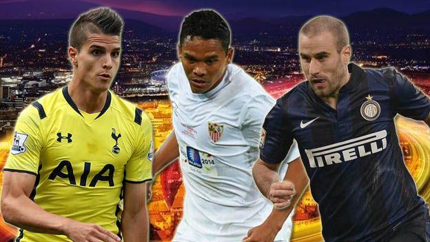 Europa League: sigue en vivo los ocho partidos más importantes del día #Depor