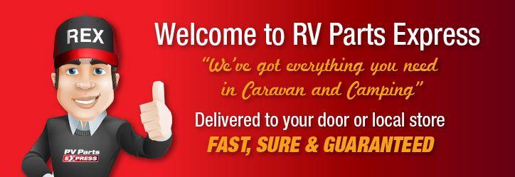 Caravan Accessories | RV Parts | Caravan Parts Online | RV Spares | Online Caravan Spares