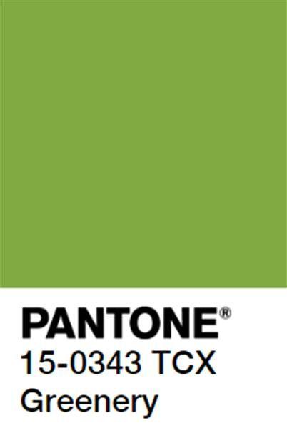 Babie letá: 50+: Farba roka 2017 podľa Pantone - Greenery!