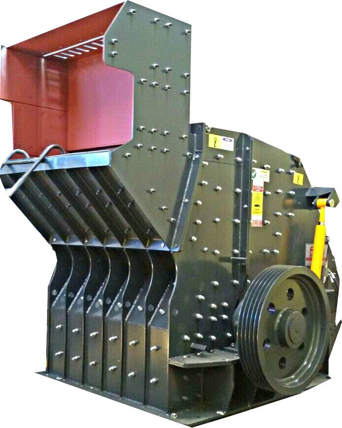 → The DMK series of crushers are jaw crushers for medium and high hardness materials (such as limestone, dolomite, granite and basalt), asphalt and concrete aggregates. These types of crushers make the ideal secondary crusher in crushing screening plants, with large material feedability, cubic product, high reduction ratio, high capacity, low investment and operating cost.