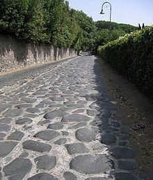 Walk the Appian Way - One of the earliest and most important Roman roads of the ancient republic.