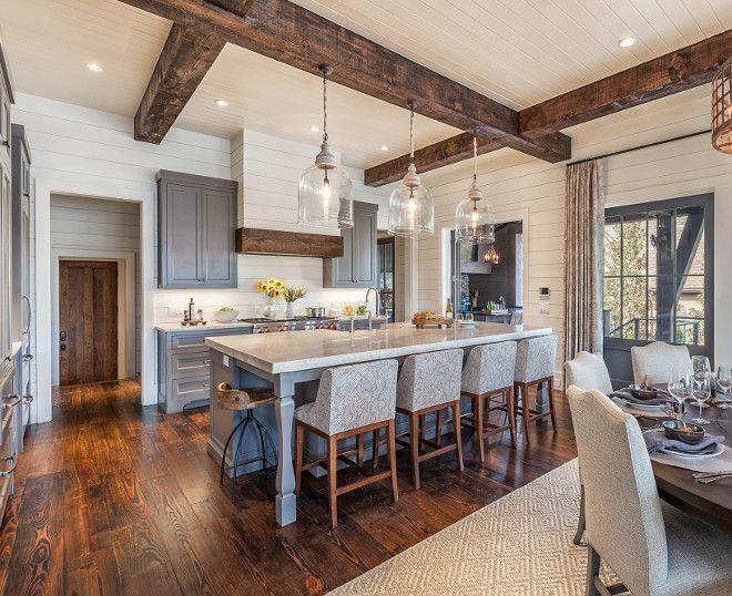 Best 25+ White farmhouse kitchens ideas on Pinterest