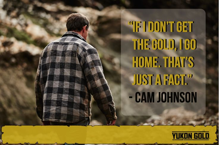 Words to live by from Cam Johnson.