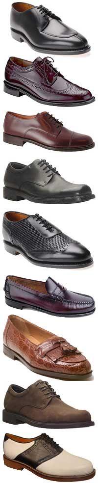 Sélection de chaussures homme style années 20