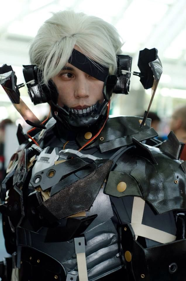 17 Best images about Cosplay - Raiden on Pinterest ...