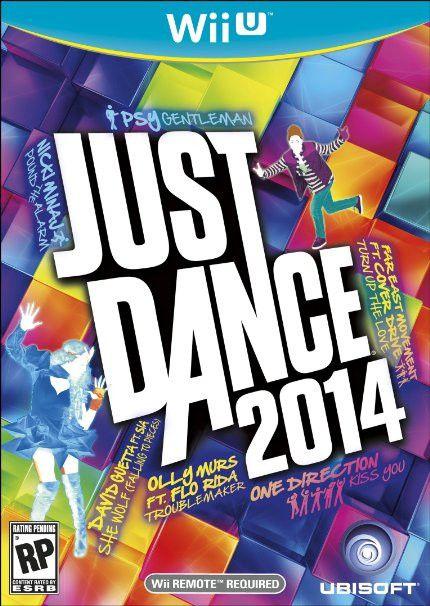 Just Dance 2014 Video Game: Wii U Standard Edition