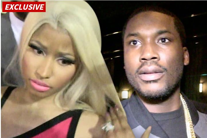 HUGE Nicki Minaj and Meek Mill Fight Over His House Arrest and Cheating! - http://www.ratchetqueens.com/nicki-minaj-and-meek-mill-fight-over-house-arrest-and-cheating.html