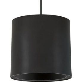 progress lighting p5675 82 wall cylinder outdoor light. progress lighting h black led outdoor wall light at lowe\u0027s. 6 pendant mount cylinder with stem and canopy. p5675 82 o