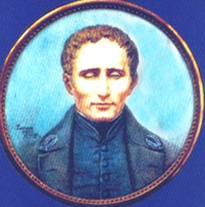 Louis Braille, 1809?–1852, French inventor of the Braille system of printing and writing for the blind.   1809?–1852, French inventor of the Braille system of printing and writing for the blind.   Infoplease.com