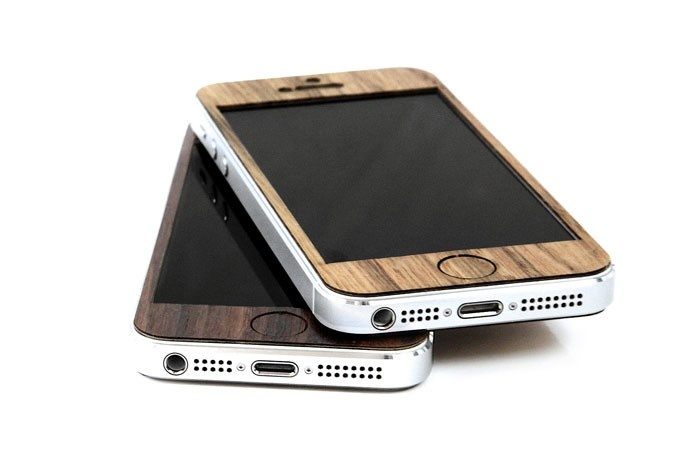LastuCase wooden skin for iPhone 4/4S or iPhone 5
