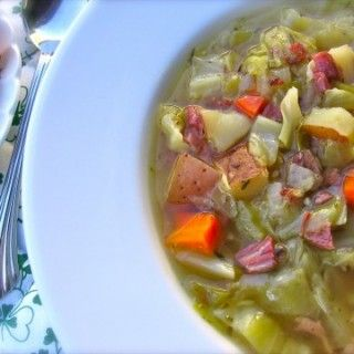 Leftover Corned Beef Cabbage Soup – 3 SmartPoints