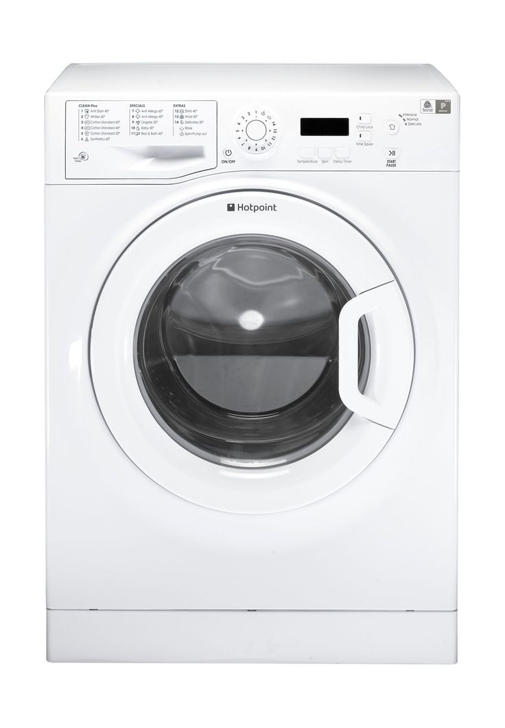 Hotpoint WMAQF721PUK White Freestanding Washing Machine | Departments | DIY at B&Q