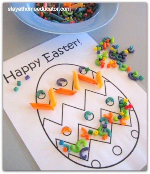 fine motor activities for preschoolers   ... Activities Preschool Coop Week – Easter Literacy Activities For
