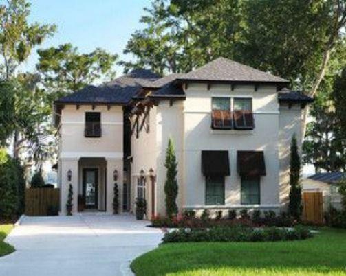 Riverfront House In Orange Park FL