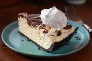No-Melt Sundae Pie recipe